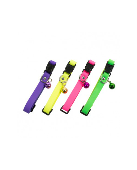 COLLIER CHAT FLUO